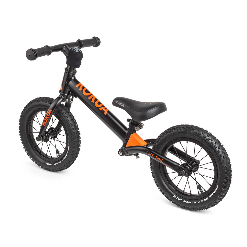 Беговел KOKUA LIKEaBIKE jumper Special Model black 1