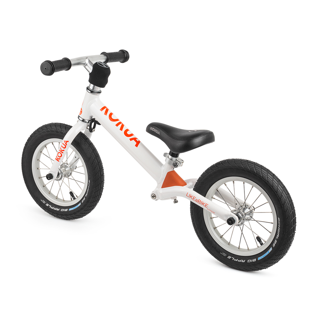 Беговел KOKUA LIKEaBIKE jumper Special Model white 1