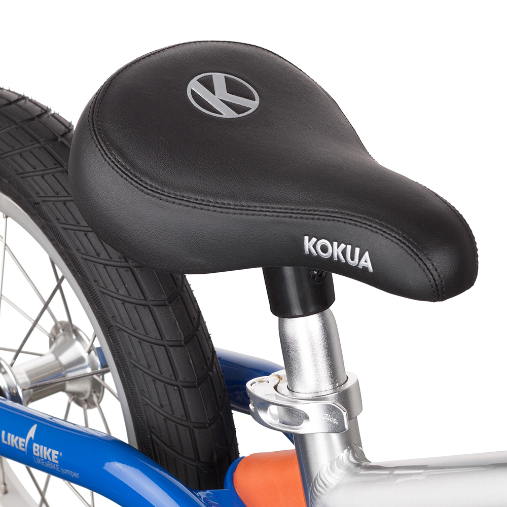 Беговел KOKUA LIKEaBIKE jumper Orange оранжевый 4
